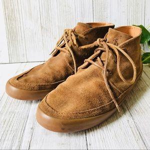 Polo Ralph Lauren Erwin Suede Chukka Sneakers